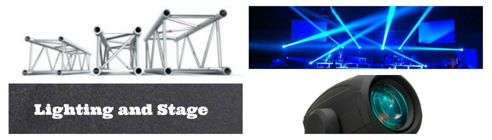 Lighting and Stage