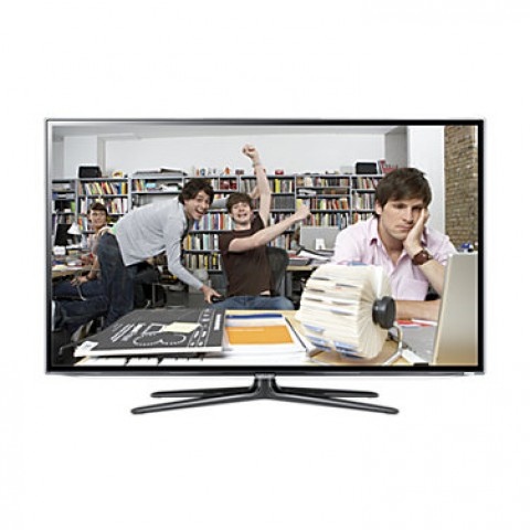 """Samsung UN65ES8000 65"""" 1080p SMART LED Flat Screen TV with Built-In Wi-Fi"""